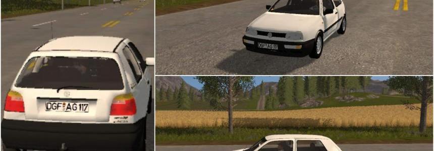 Volkswagen Golf III converted v1.0
