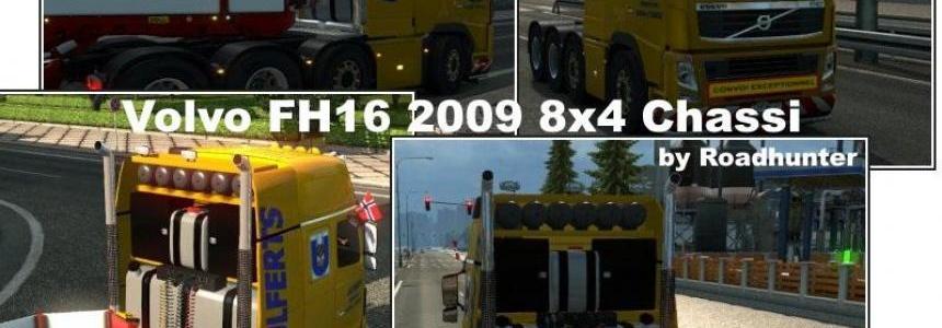 Volvo FH 2009 8x4 Ulfers v7.0
