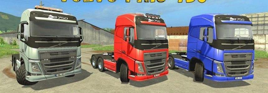 Volvo FH16 750 SWB v1.2.0