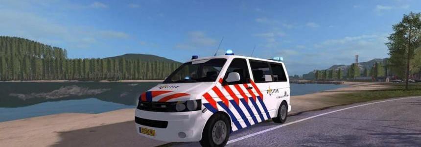 VW T5 Politie v1.0
