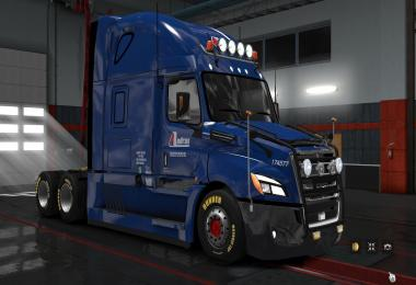 Fix Freightliner Cascadia 2018 for 1.31