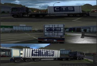 Container CTS For ETS2 1.30