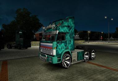 Kamaz 54115 Turbo V8 v1.0