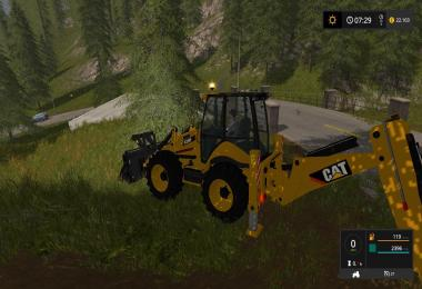 CAT 420F FS MODDING v1.0.0
