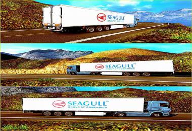 Trailer Seagull For ETS2 1.30