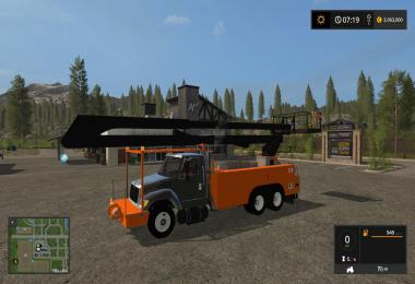 Frightlinner Bucket Truck v2.0