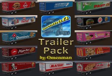 Trailer Pack Foods v1.02.00
