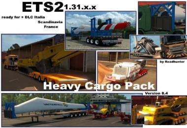 64 Roadhunter Heavy Load Pack v8.4