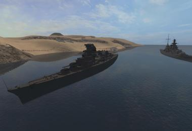 Admiral Hipper Heavy cruiser v1.0.0.0