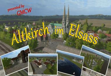Altkirch in Alsace v3.1