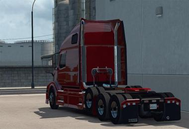 Aradeth's Volvo VNL 670 v1.5.3 updated for ATS 1.31.x