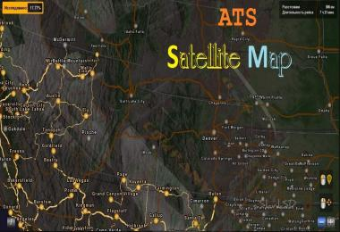 ATS Satellite map v1.0
