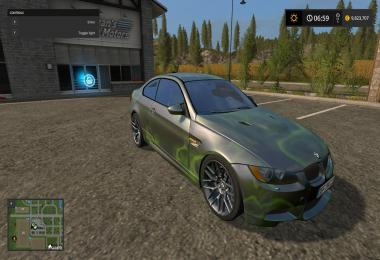 BMW M3 Coupe v1.0