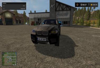 Bmw X6 BlackSpike v1.0