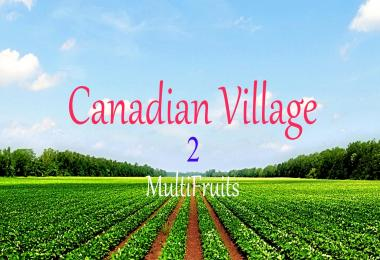 Canadian Village Map v2.0