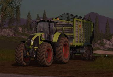 CLAAS Axion 900 v1.2.0.0