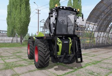 CLAAS Xerion 4000 SaddleTrac v1.0