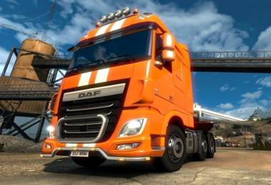 DAF Euro 6 and XF Speed Gearbox V1.0