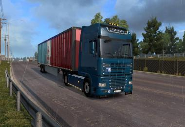 DAF XF 95 for ATS v1.0
