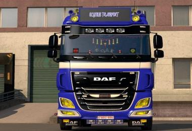 DAF Yellow Lights (upd. 16.05.18) 1.31