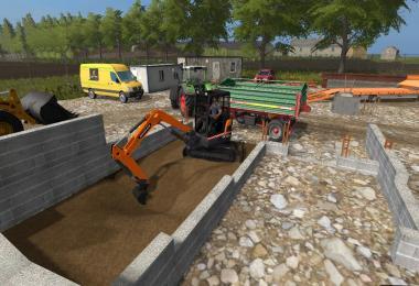 Doosan mini Excavator v1.0