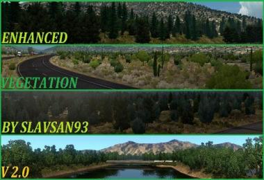 Enhanced Vegetation v2.0 1.6.x-1.31.x