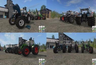 Fendt 700 Vario by Bonecrusher6