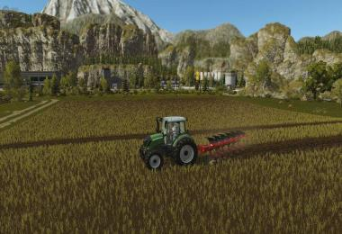 Fendt Hortamar (Submod Fendt 313) v1.0