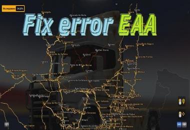Fix EAA map v4.6.0