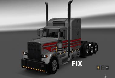 Fix for truck Peterbilt 379 v1.0