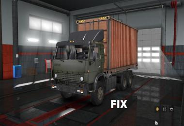 Fixed for truck KAMAZ 5320 (from Nikola) v1.0