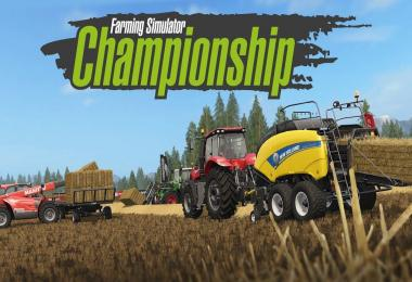 FS17 Championship at FarmCon 18