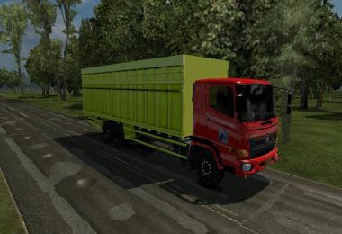 Hino truck v1 1.27 to 1.31