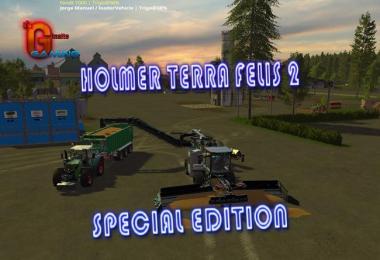 Holmer Terra Felis 2 Special Edition v1.2