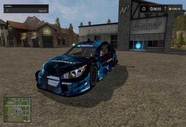 Impala Blue SS v1.0