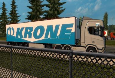 Kogel Trailer Krone v1.0