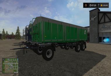 Krampe Bandit 750 DH v2.0.0.0 by Bonecrusher6