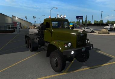 KrAZ 255 for ATS version 1.30.x
