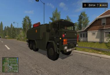 Magirus-Deutz 320 D 26 road tank trucks v1.0
