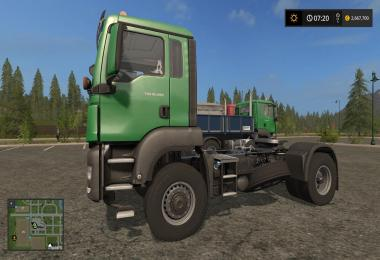 MAN AgroTruck Pack DH by Bonecrusher6 v2.0