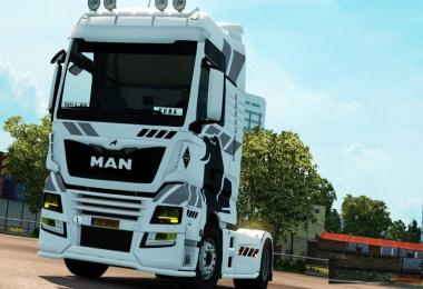 MAN E6 Black Line Performance Edition Skin