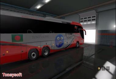 Mascarello Roma 370 bus bd skin v1.0