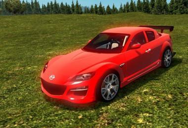 Mazda RX-8 Spirit 2012 1.31