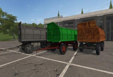 MBP 6.5 Silage Trailer Pack v1.0