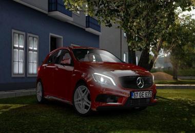 Mercedes Benz A45 v1.0