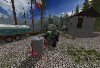 Mobile Milktank 1100L v1.0.0.0