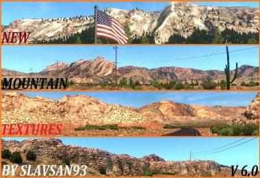 New Mountain Textures v6.0 1.6.x-1.31.x