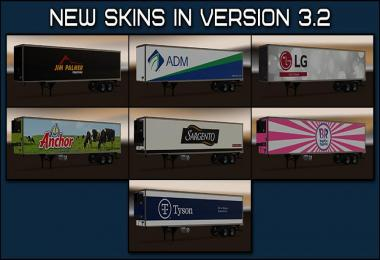 New USA TRAILERS PACKAGE v3.2