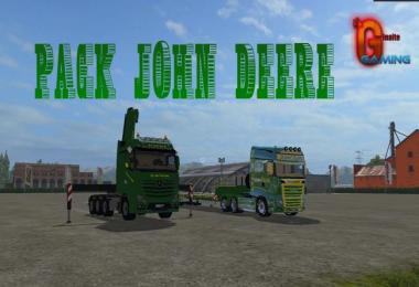 Pack John Deere v1.0