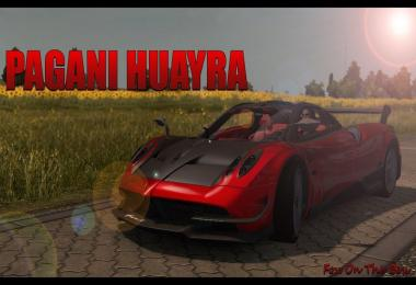 Pagani Huayra Bc Sports New v3.0